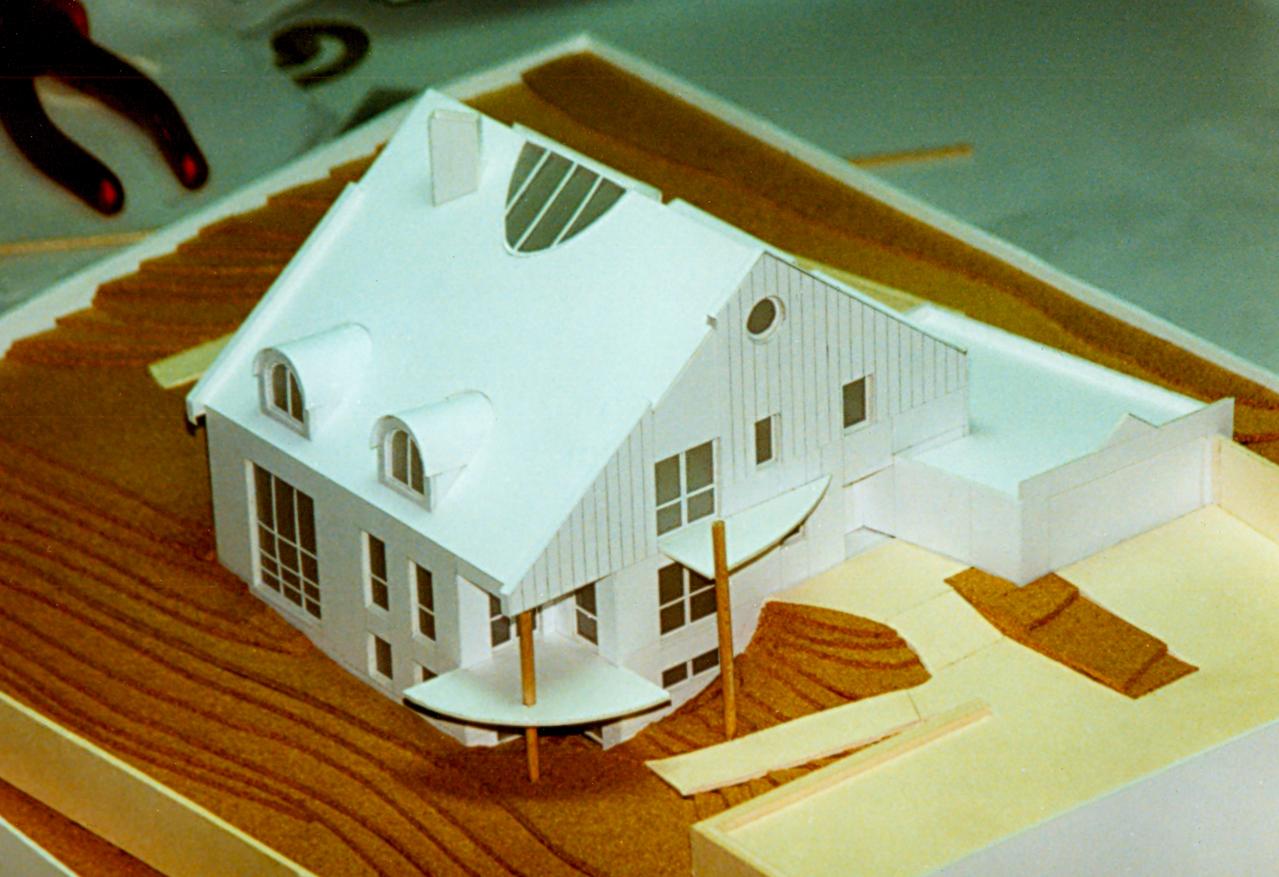 wohnhaus homberg efze ma stab 1 50 planungsmodell atelier neumann architekturmodellbau. Black Bedroom Furniture Sets. Home Design Ideas
