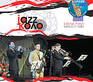 "Kaktus Fresh at the Jazz Fest ""Jazz Kolo"""