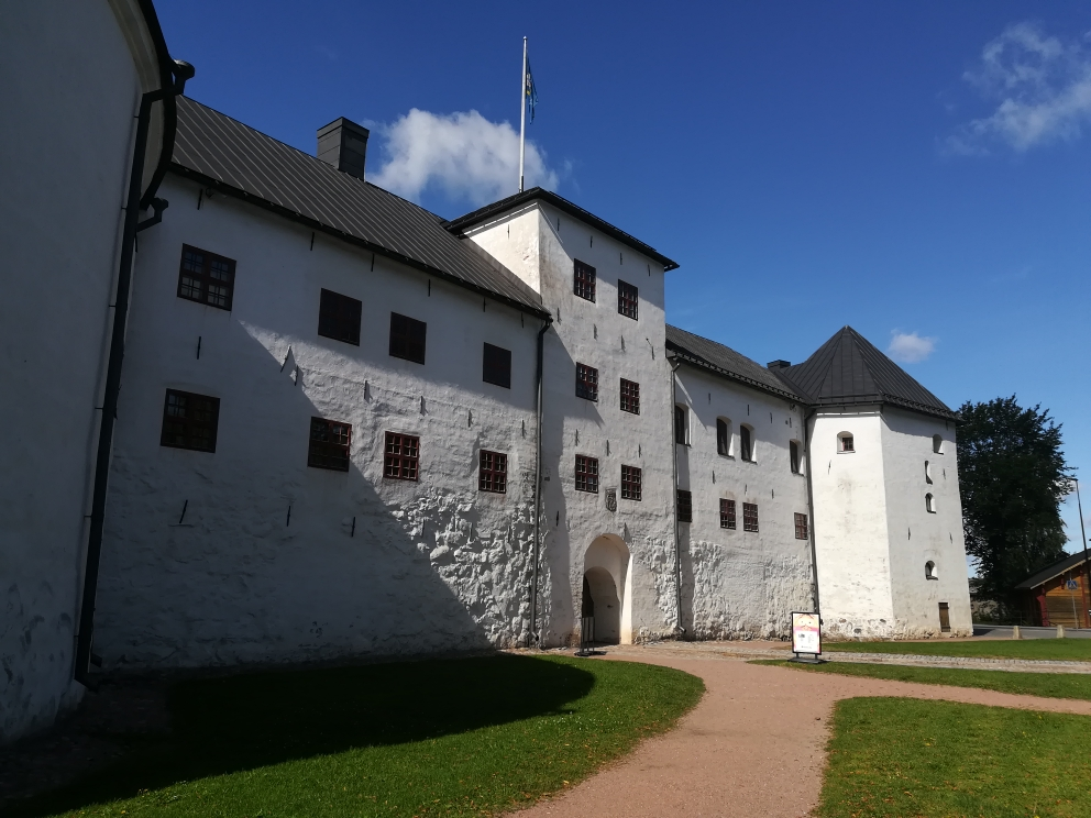 Die mittelalterliche Burg von Turku