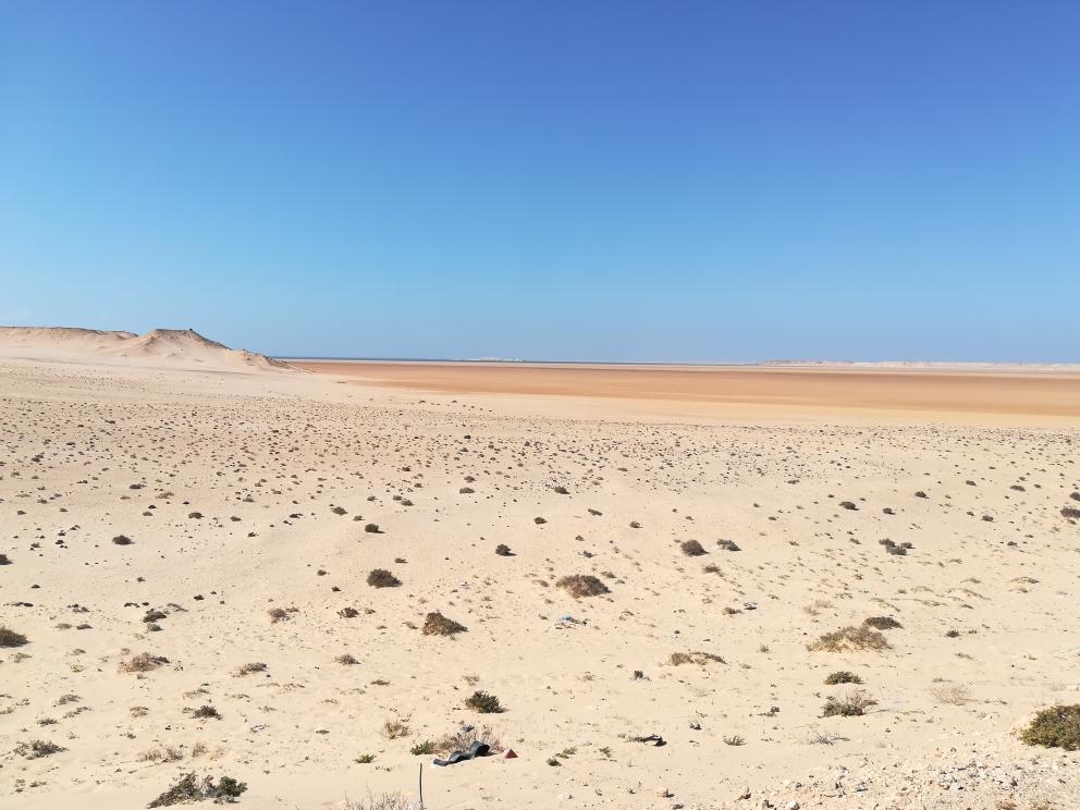 Lagune von Dakhla