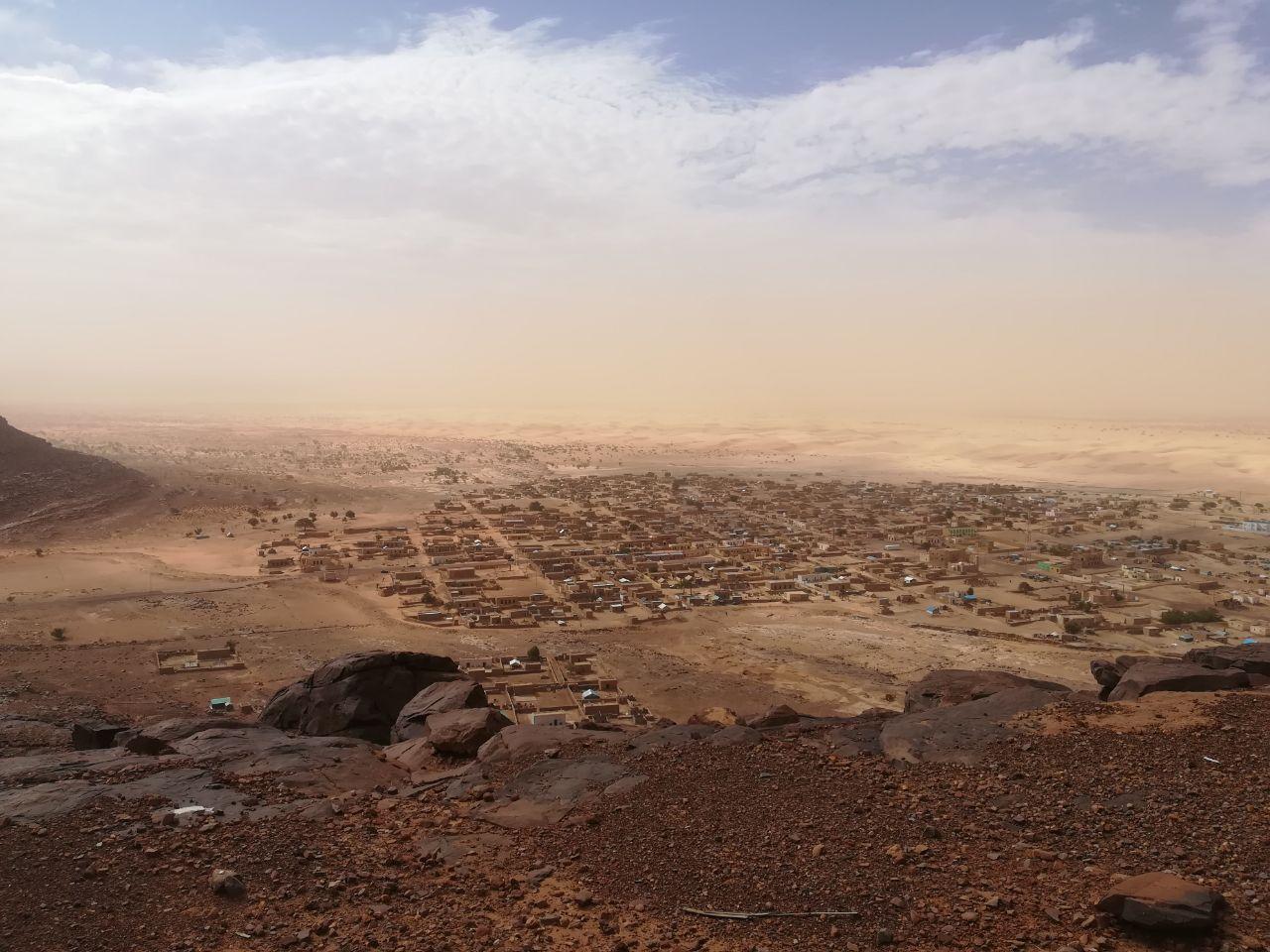 Nouakchott - Zurück ans Meer