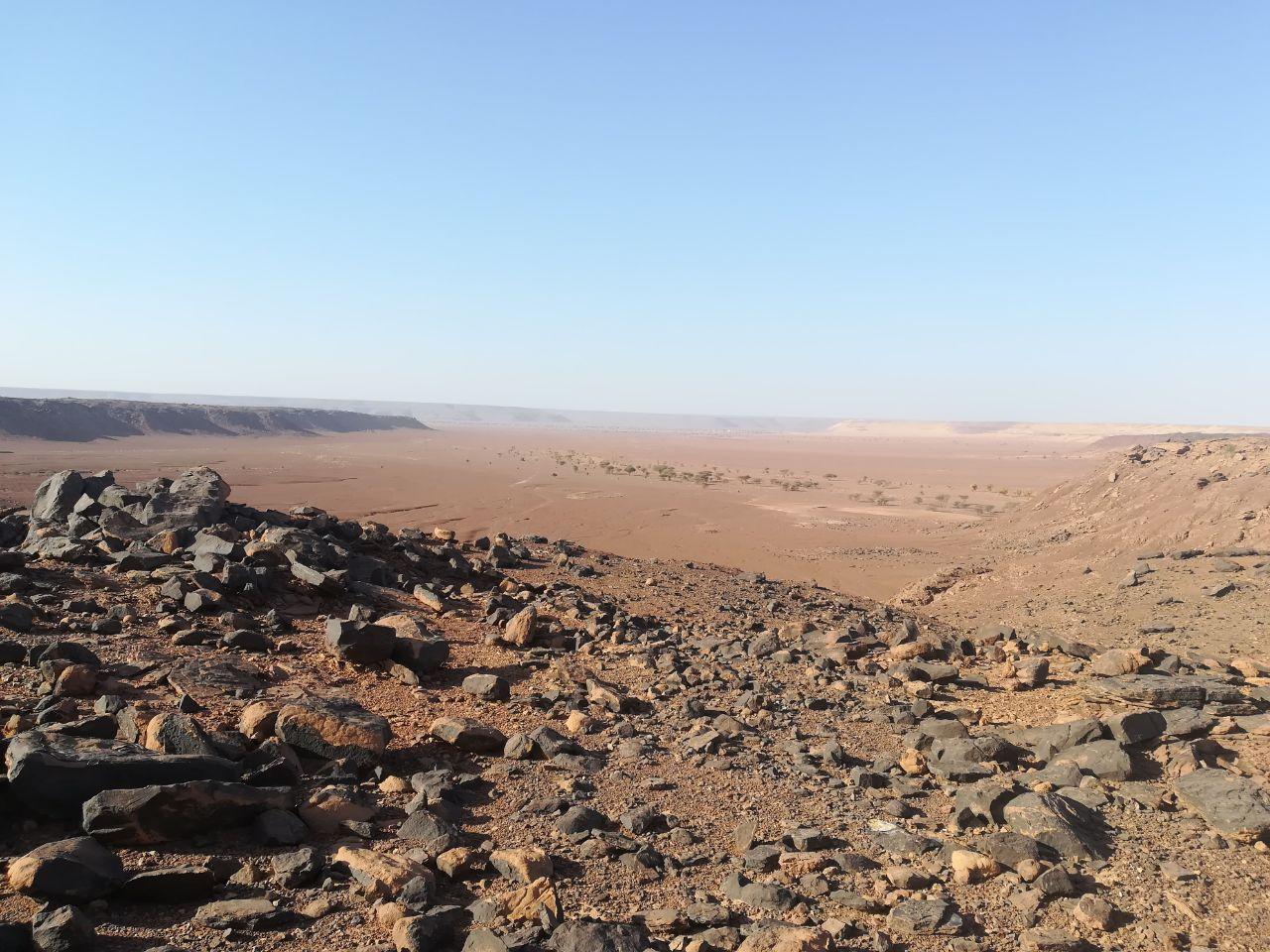 Guelb Er Richat - Das Auge der Sahara