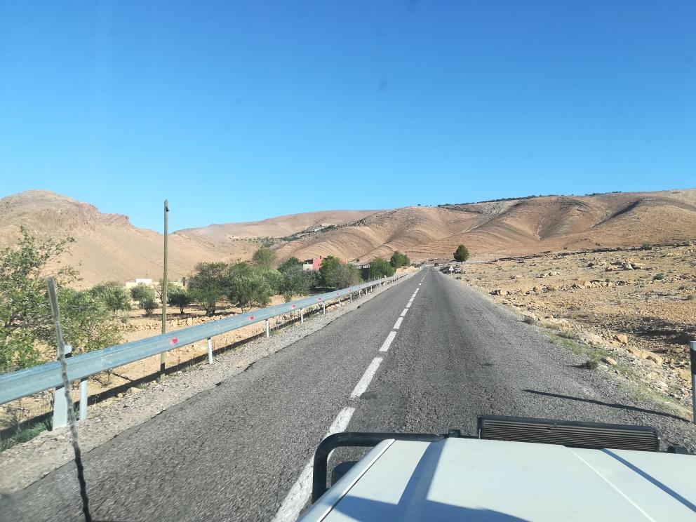 Unterwegs im Anti-Atlas