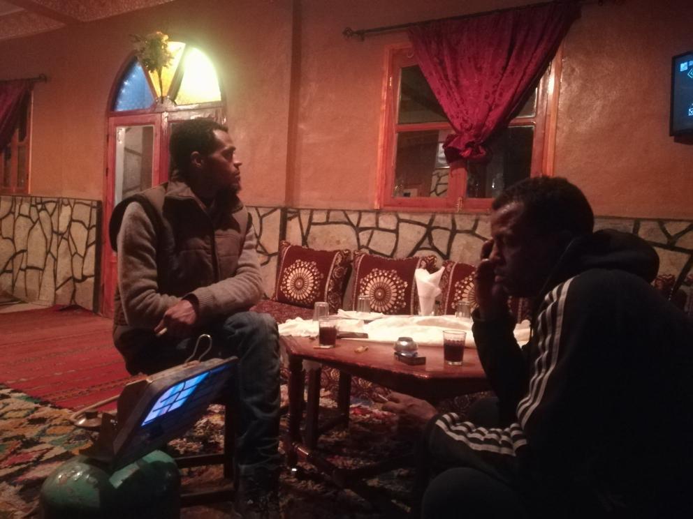 Abdul und Jamal