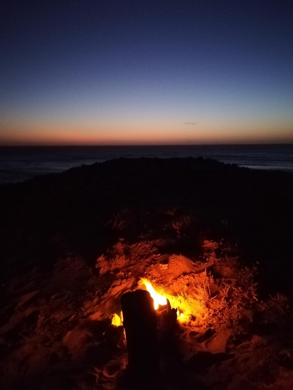 Unsere letzte Nacht in der West-Sahara