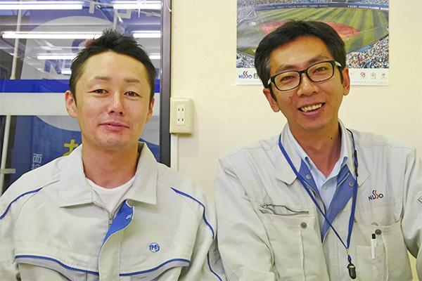 佐藤さんと小林さん