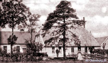 """Der Gasthof """"Zum grünen Kranze"""" (1903)"""