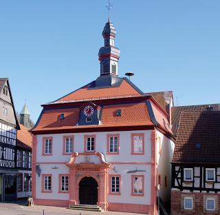 Heimatmuseum im alten Stadthaus in der Hauptstrasse