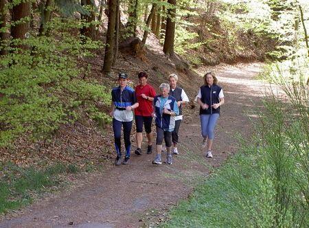 Laufweg um Otterberg