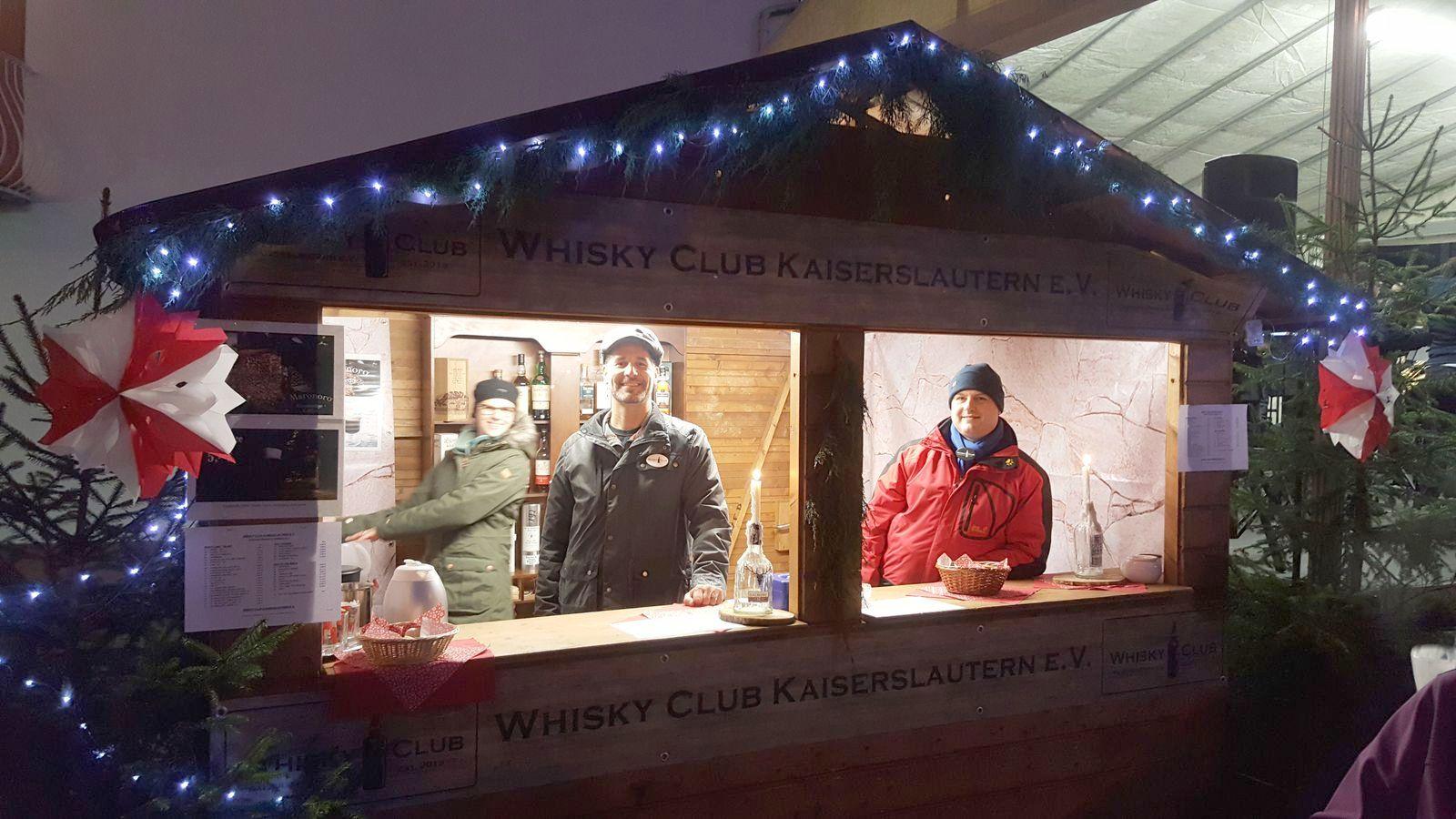 Zum ersten mal in Otterberg der Whisky Club Kaiserslautern e.V.