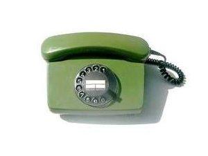 Ab 1979 Wählscheibentelefon Neues Design