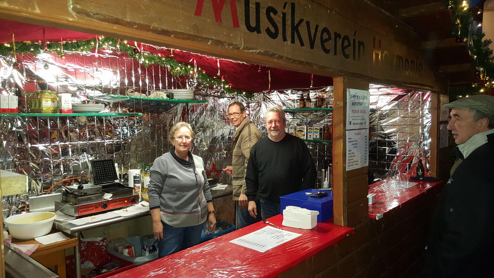 Das Team von Musikverein Otterberg
