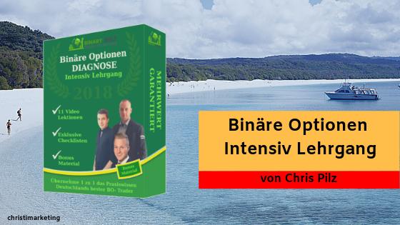Binäre Optionen Intensiv Lehrgang