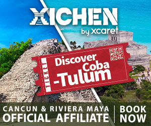 Cobá and Tulum Tour! Live a day among the history of a great ancient civilization. All inclusive. Cancun