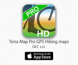 Terra Map Pro GPS Hiking Maps