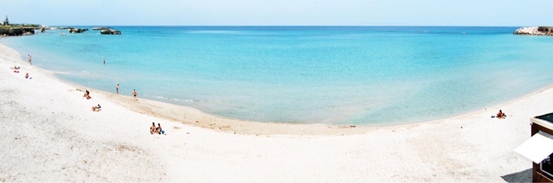 San Foca's Beach