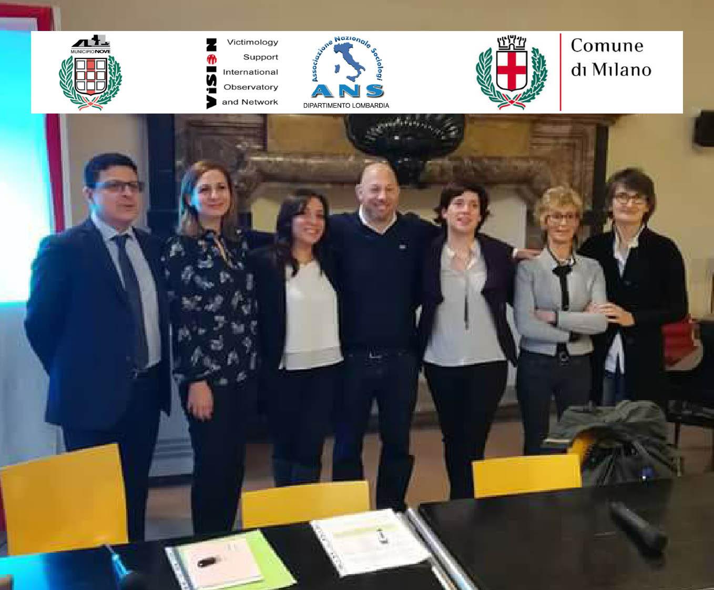 Convegno Ans e Comune Milano per la violenza contro le donne