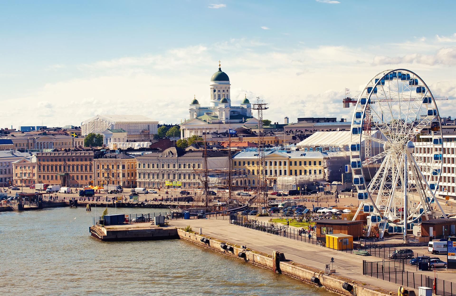 Helsinki (Finlandia): perché è una società che funziona?
