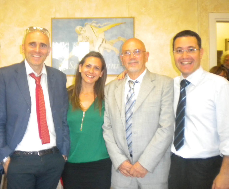 Gensabella e Gianotti eletti nel Direttivo ANS Nazionale - Roma