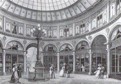 Visite guidée Passages couverts Paris Galerie Colbert