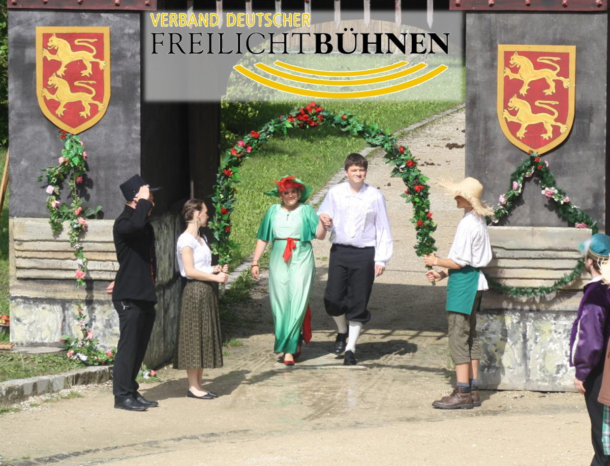 Freilichtbühne aktuell 20.06.16: Faszination Amateurtheater
