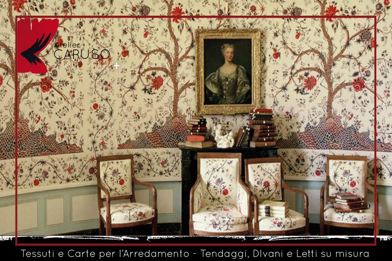 Selezione di tessuti per divani e poltrone atelier for Stoffe arredamento