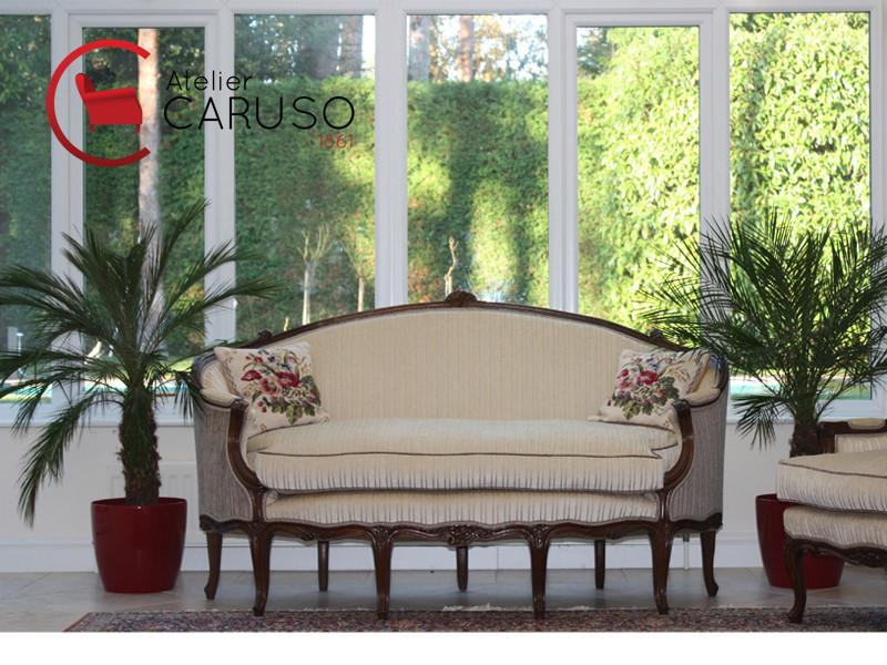 Consegna del divano a casa del cliente