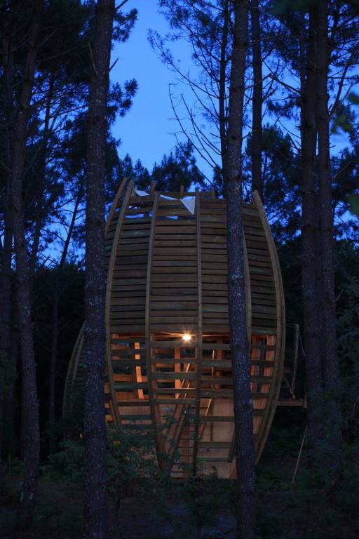 la douceur d une nuit dans la cabane