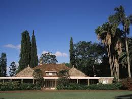 Kenia Safari zum Coffee Garden Karen Blixen