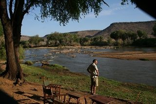 Safaris in Kenia in Tsavo Ost