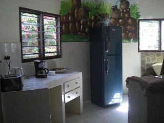 Küche im Kenia Ferienhaus