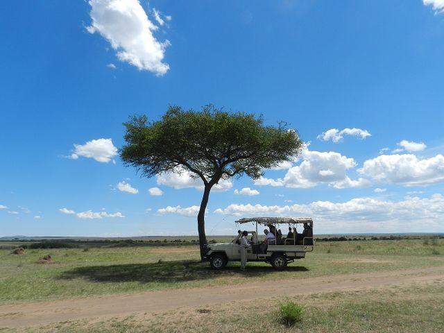 Urlaub  in Kenia buchen mit Jeep Safari in Kenia
