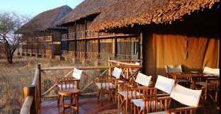 Ngutuni Lodge Tsavo Ost