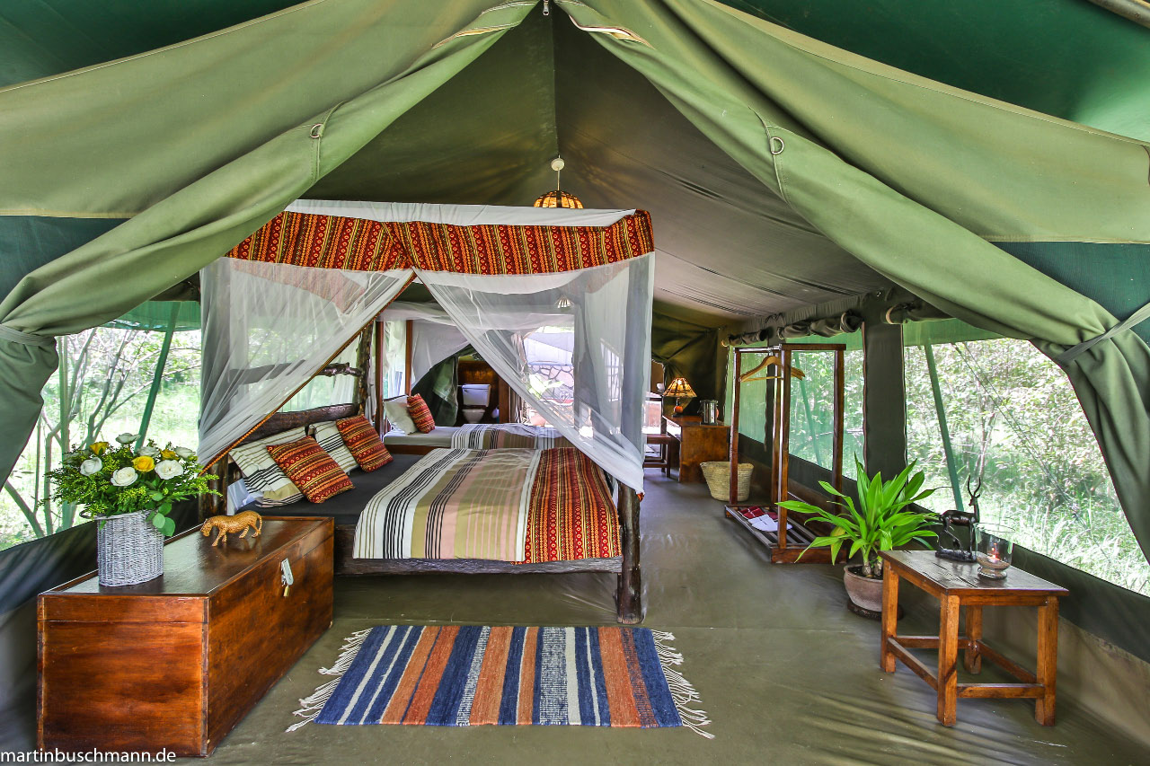 Tented Camps