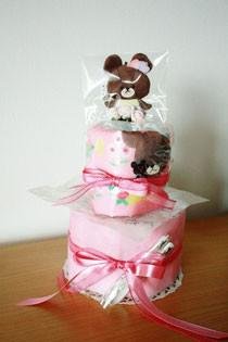 くまの学校 ジャッキーケーキ