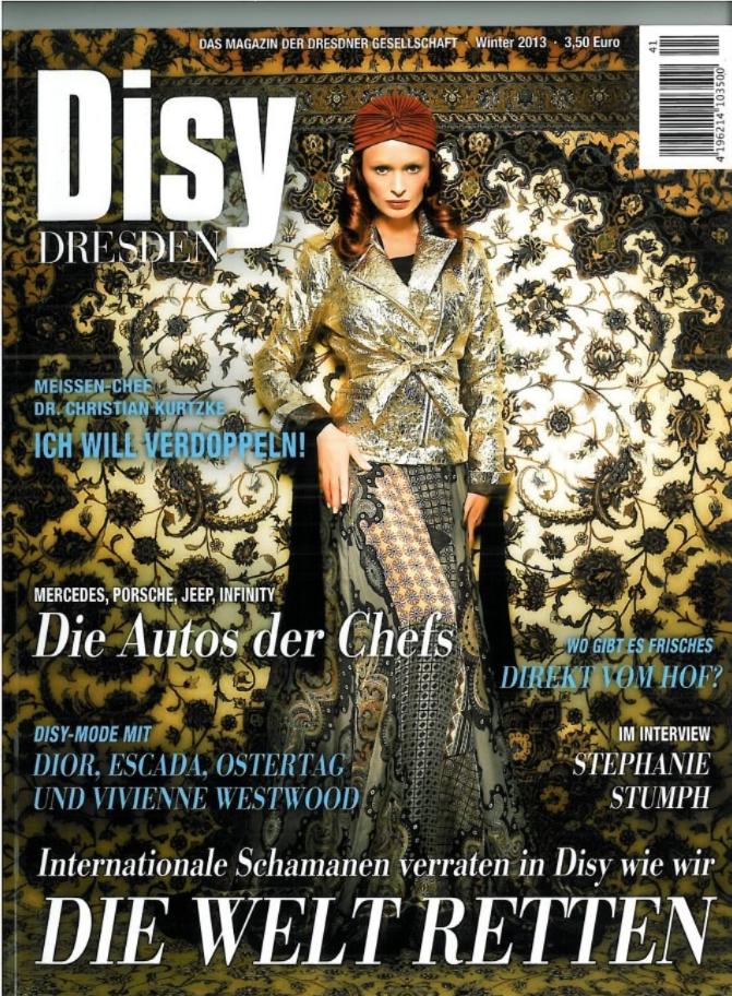 Disy Dresden, Januar 2013