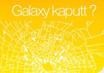 Galaxy Express Reparaturen
