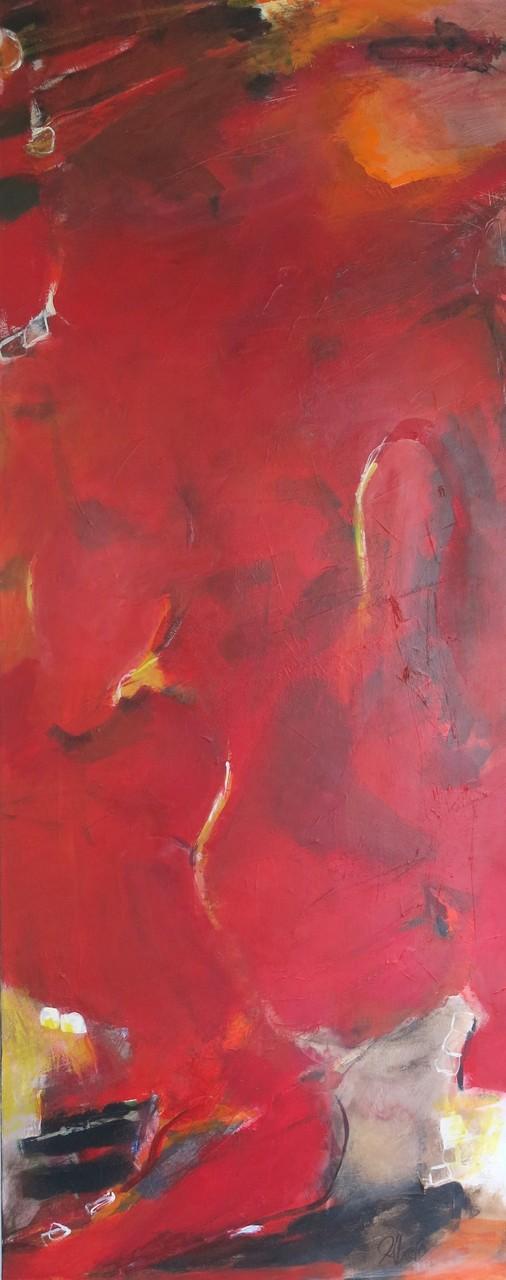 60 x 150 cm, Acryl auf LW