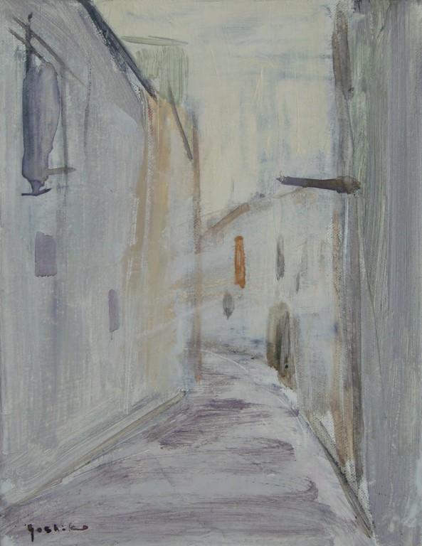 AlleyⅡ           0号【個人蔵】