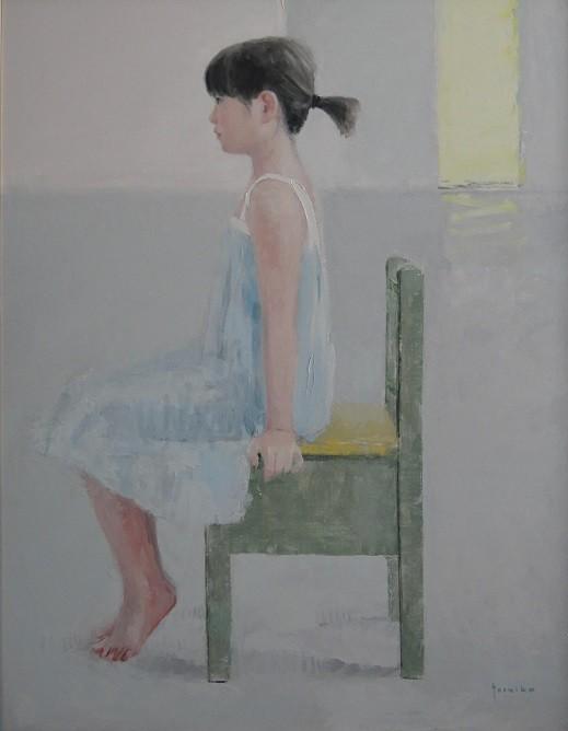 岡山県美術展(2013)  50号 油彩