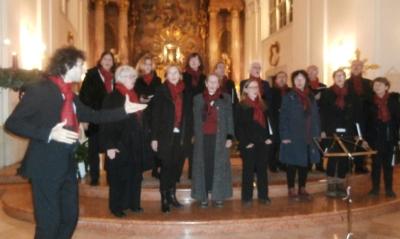08.12.2015 Adventfeier St. Leopold