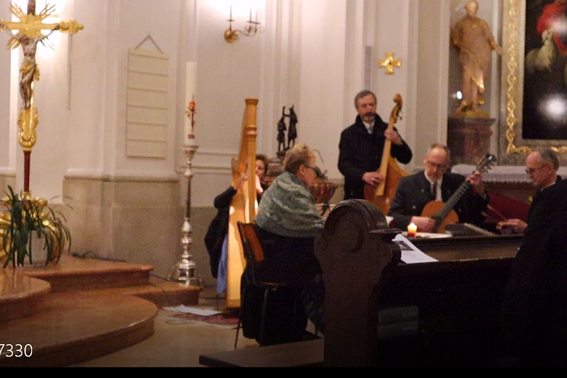 die Wienerwald Stubenmusik