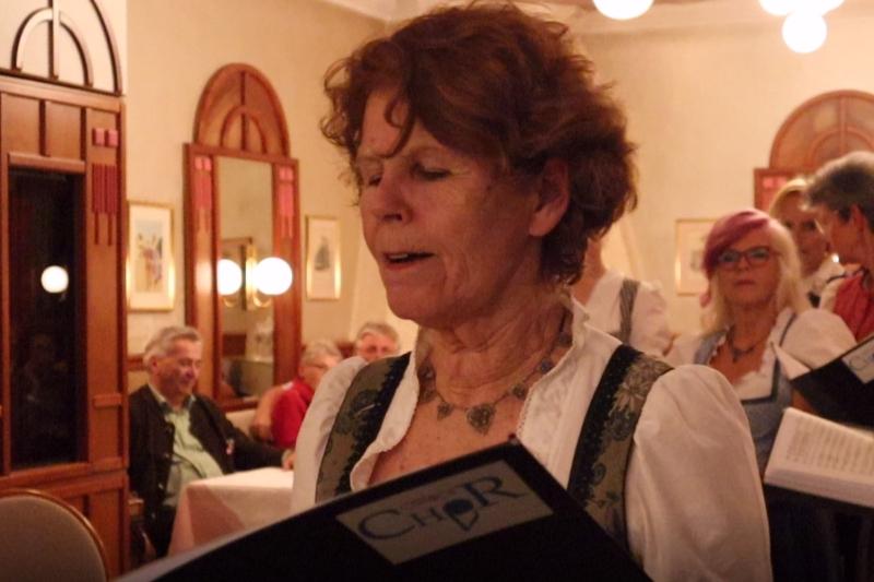 Margaretha Maleh liest Texte