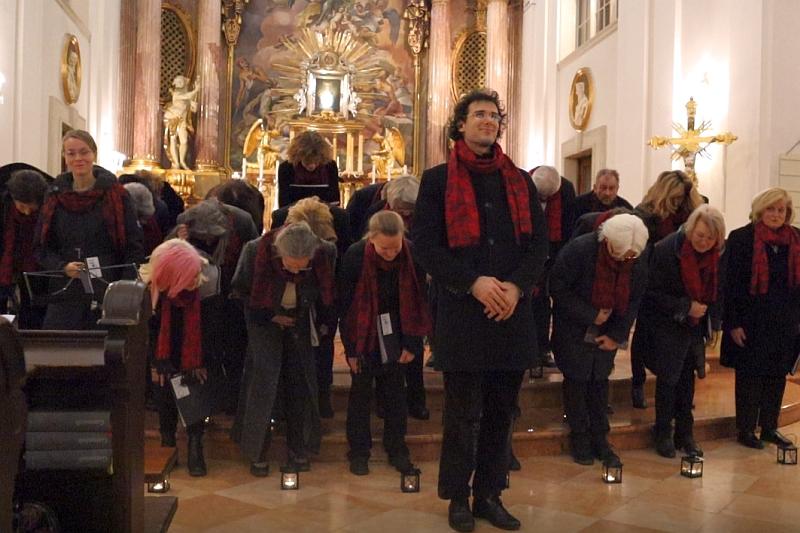viel Applaus für den Chor Osttirol  und