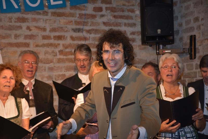 Chorleitung Daniel Csefalvay