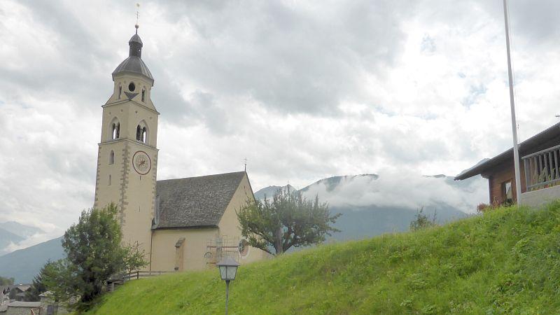 Wallfahrtskirche Obermauern, Osttirol