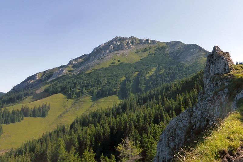 Hohe Veitsch, Mürzsteger Alpen