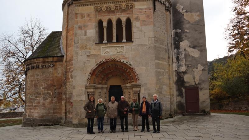 Treffpunkt Pfarrkirche St. Othmar