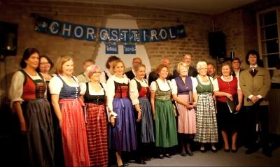 15.10.2016 10 Jahre Chor Osttirol