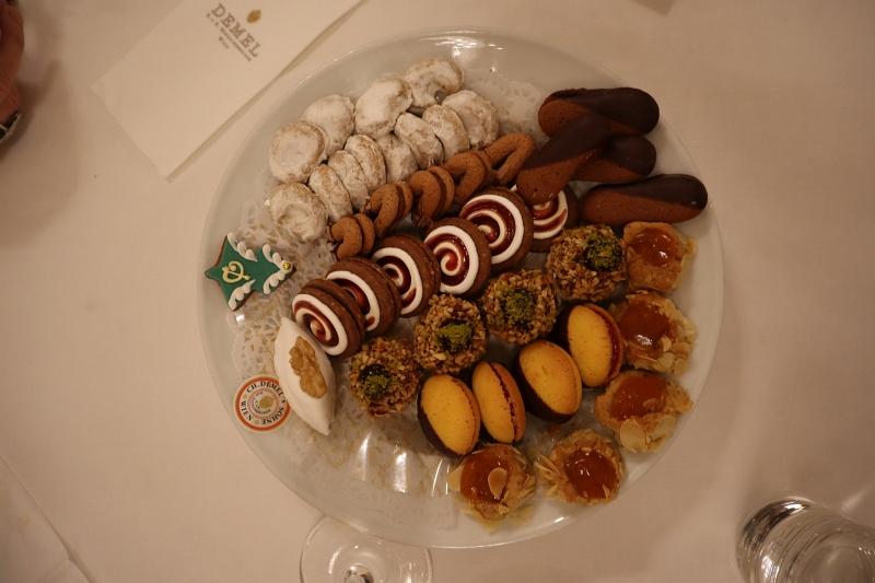 köstliche Kekse und weitere Schmankerln